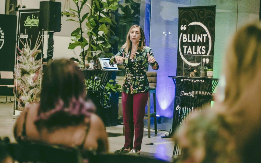 """Blunt Talks"" Aims to Build Community Within a Growing Industry"