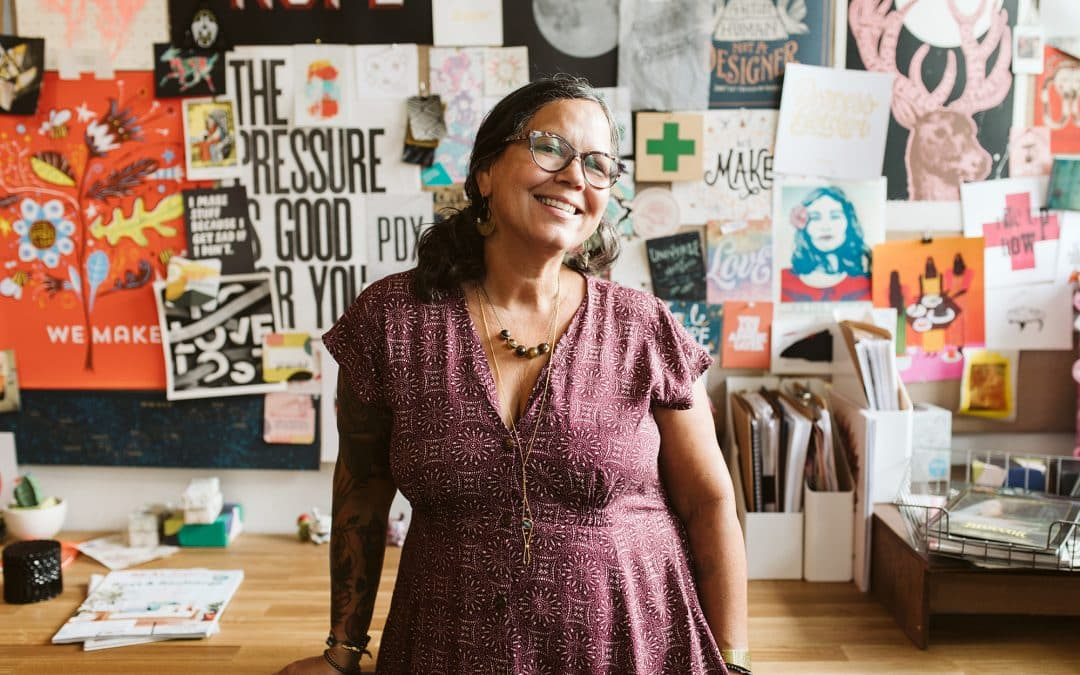 West Coast Women: Yvonne Perez Emerson