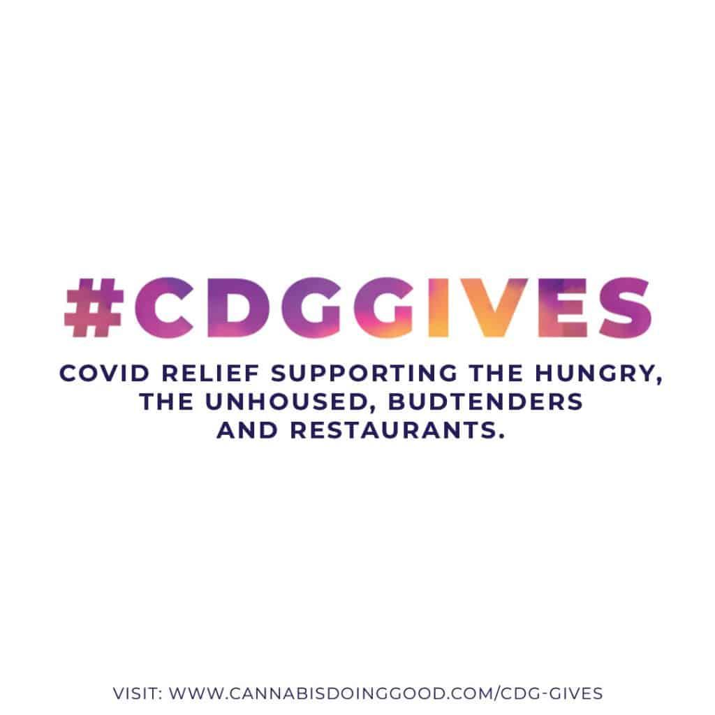CDG Covid hashtag