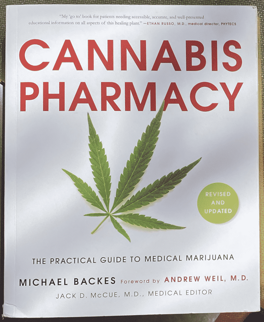 Book Cannabis Pharmacy