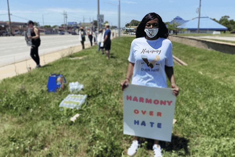 Harmony over Hate