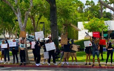 Black voices from the Plummer Park Protests in Hollywood