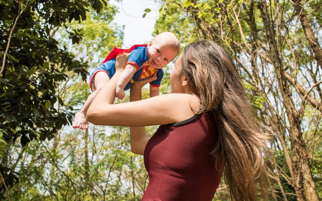 Superwoman: What Mothers Tend to Feel Every Day