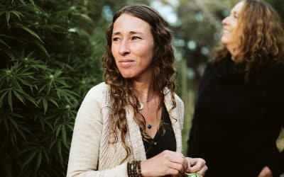 Anna Petty-Guthridge: Herbalist, Cannabis Cultivator, Mother