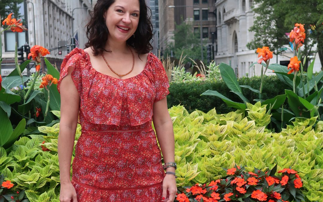 Amy Khare: Mother, research professional, and out of the green closet