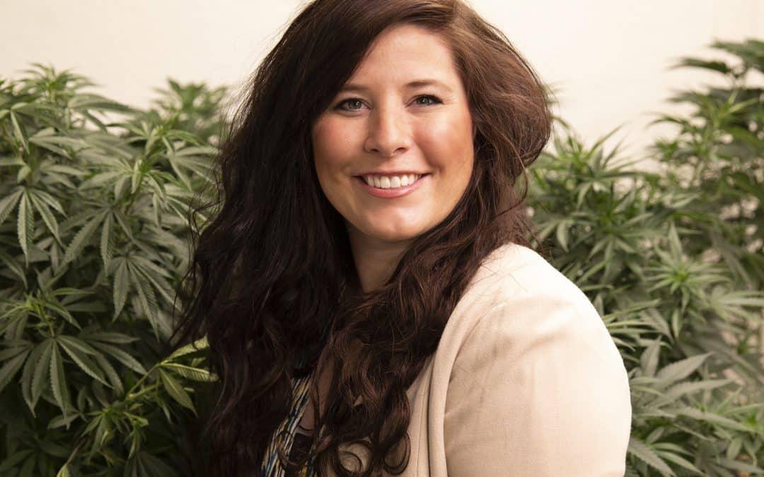 Delene Gilbert, co-founder of the Oklahoma Women Cann Association